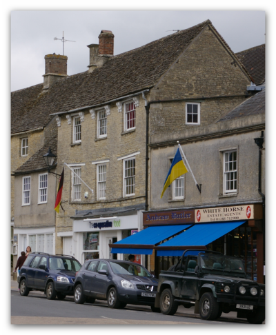 Fairford Shops