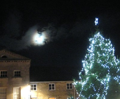 Fairford at Christmas