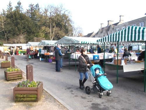 Fairford Market - Wednesdays